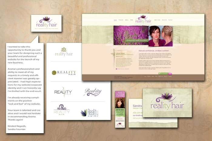 Soft Business Logo Design & Company Branding