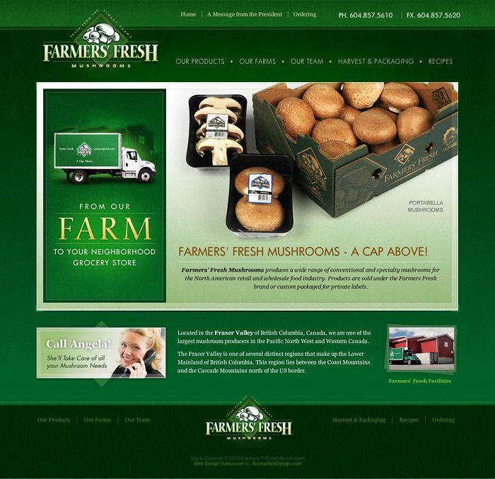 Vancouver Commercial Web Design