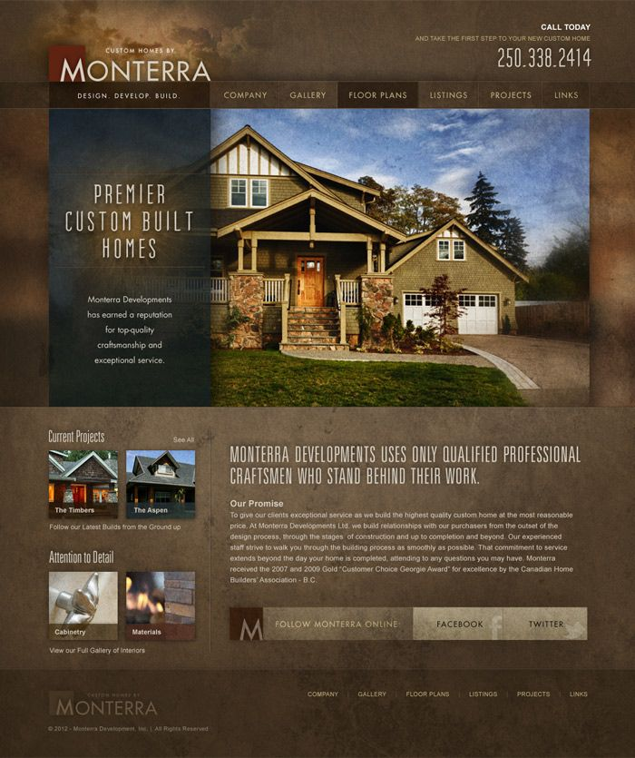 Professional Vancouver WordPress Design