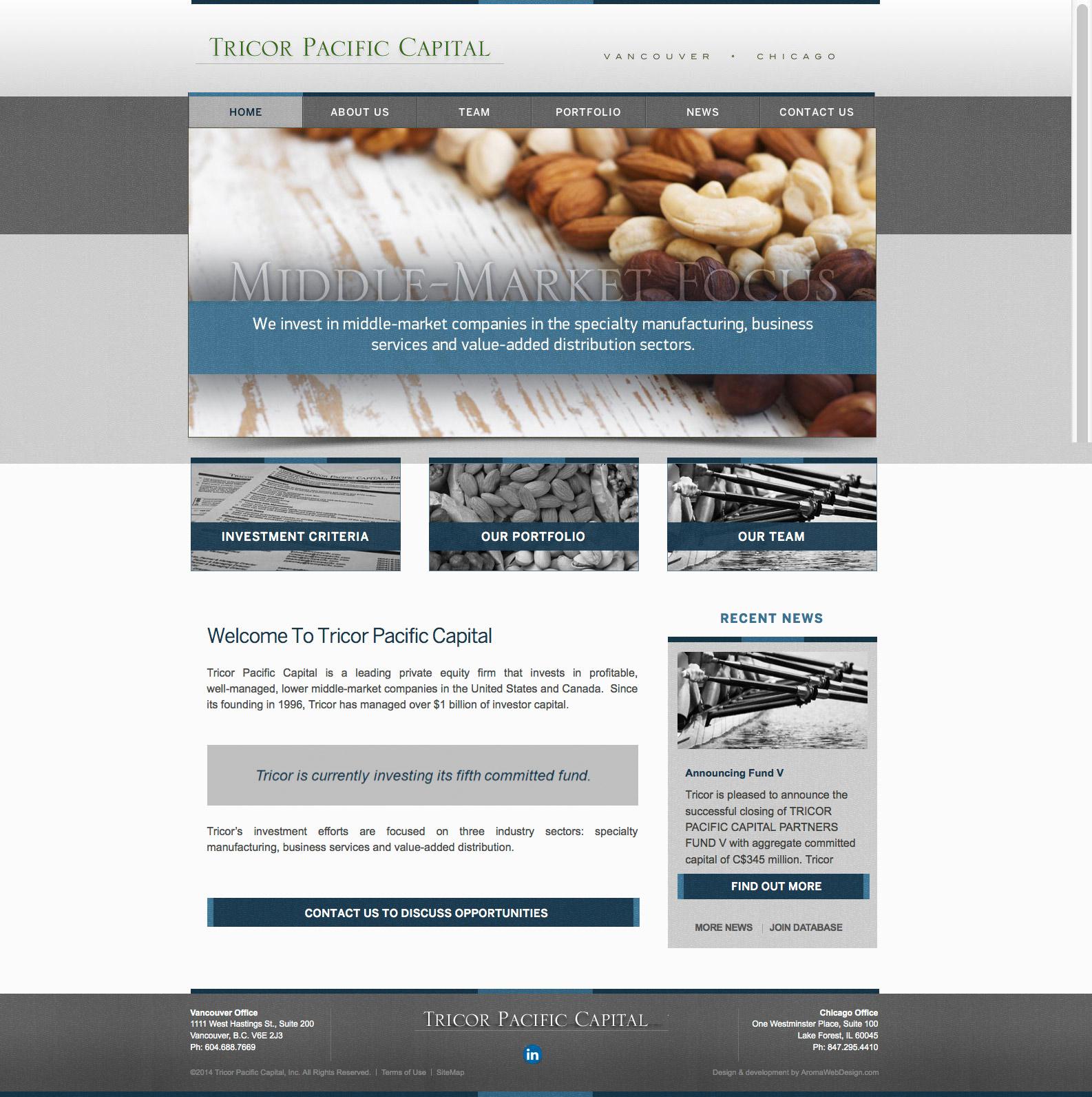 Vancouver WordPress | Vancouver WordPress Design | Custom