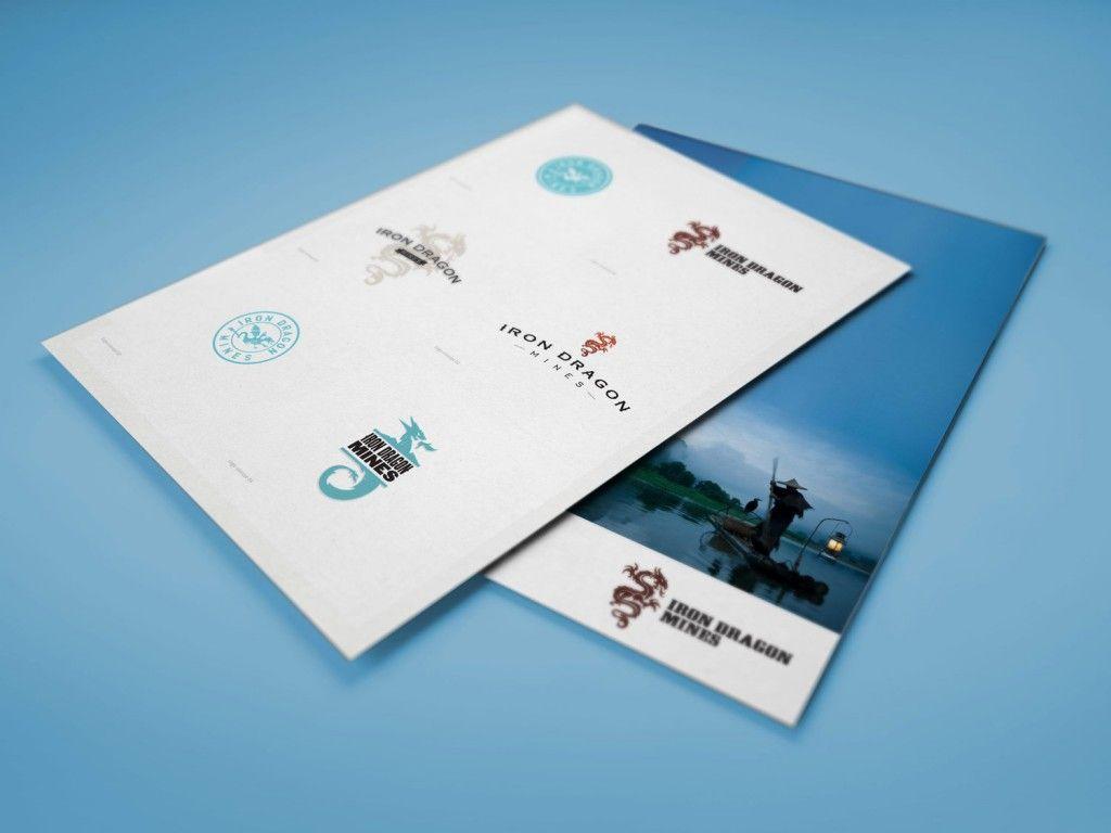 Mining Company Logo Development