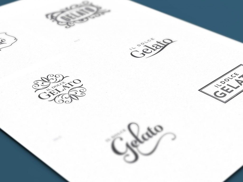 Restaurant & Cafe Logo Design