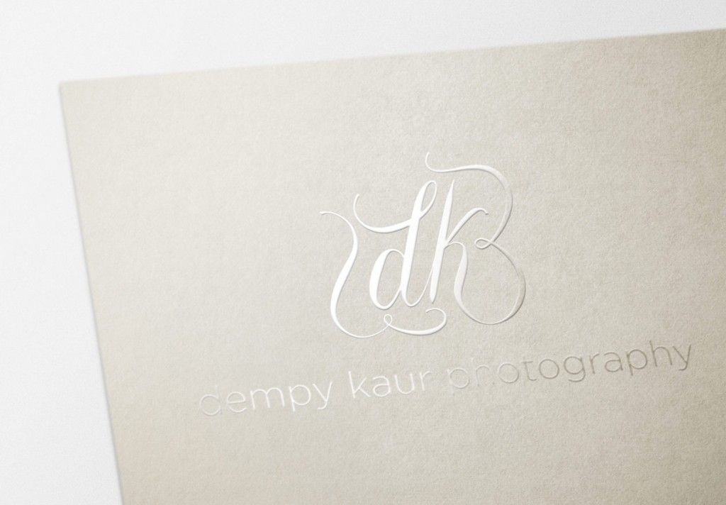 Vancouver Photographer Logo Design