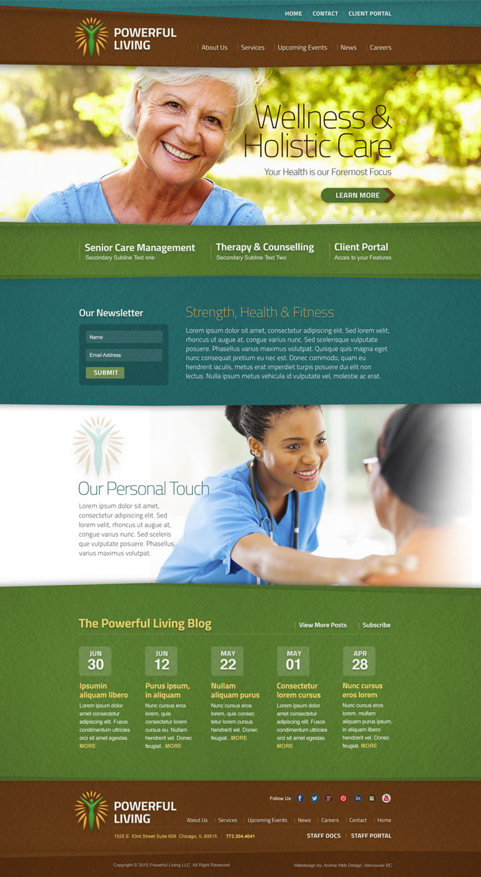 Holistic Healthcare Company