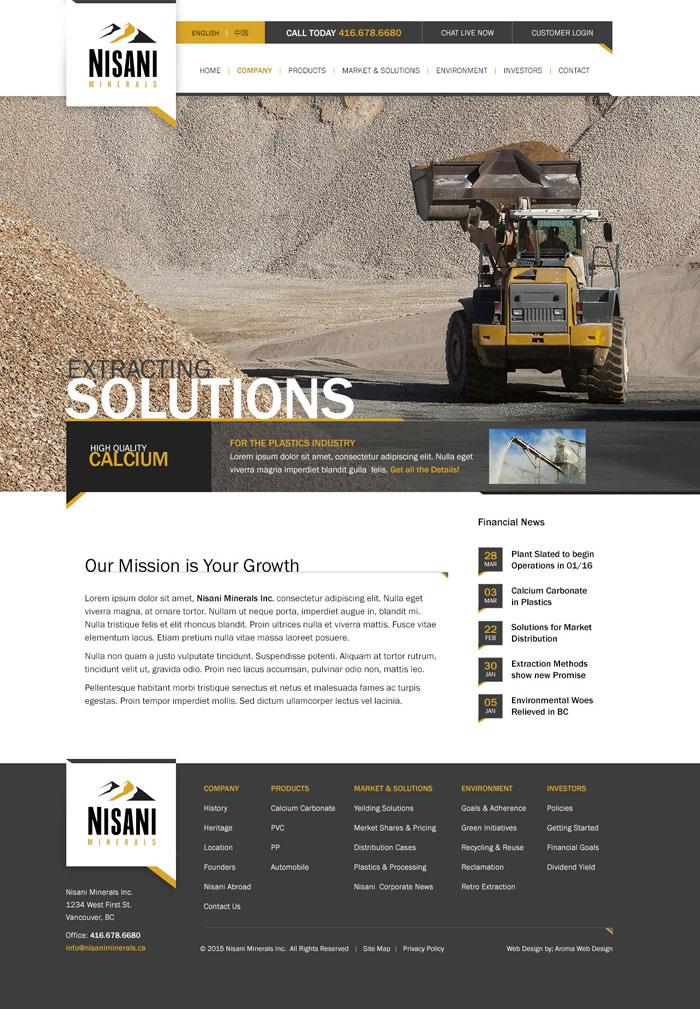 Mining Web Design