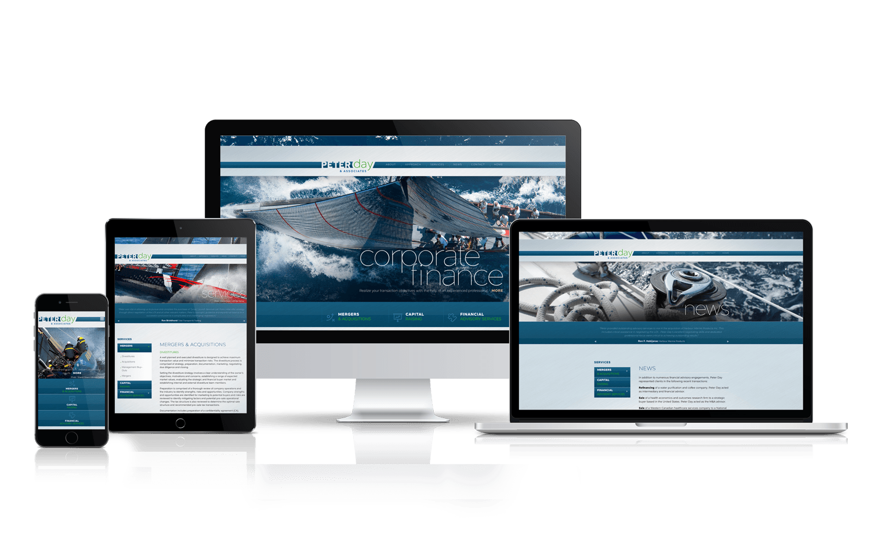 Responsive Web Design | Mobile Friendly Website Design